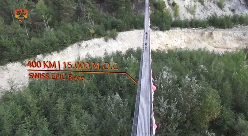 Swiss Epic 2015: teaser vidéo