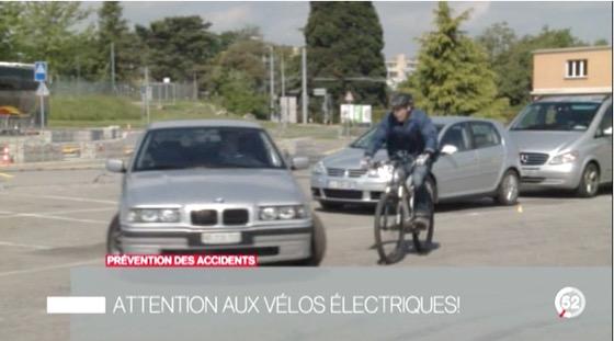 Accidents de vélo: se tromper de cible, ça suffit!