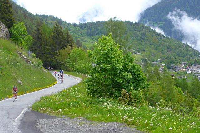 J-6avant l'arrivée du Tour à Finhaut-Emosson!