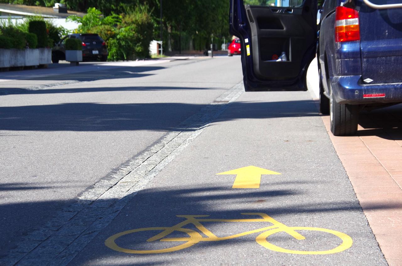Vie de cycliste – le vendredi, c'est permis