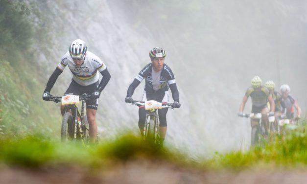 Images de la Swiss Epic 2016 à Verbier