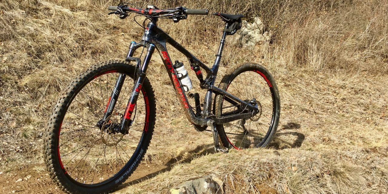 400 km avec le Rocky Mountain Element 970 RSL