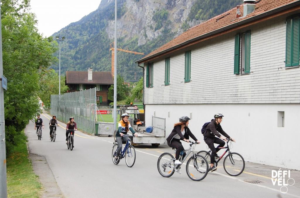 Défi vélo: promouvoir le vélo auprès des 15-20 ans