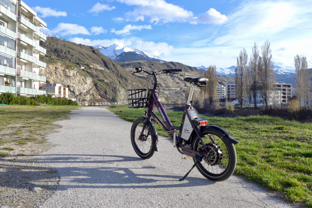 PubliBike: des vélos qui tiennent la route