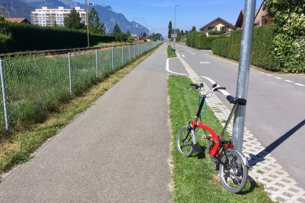Le «Bike-Check» s'étend en Valais