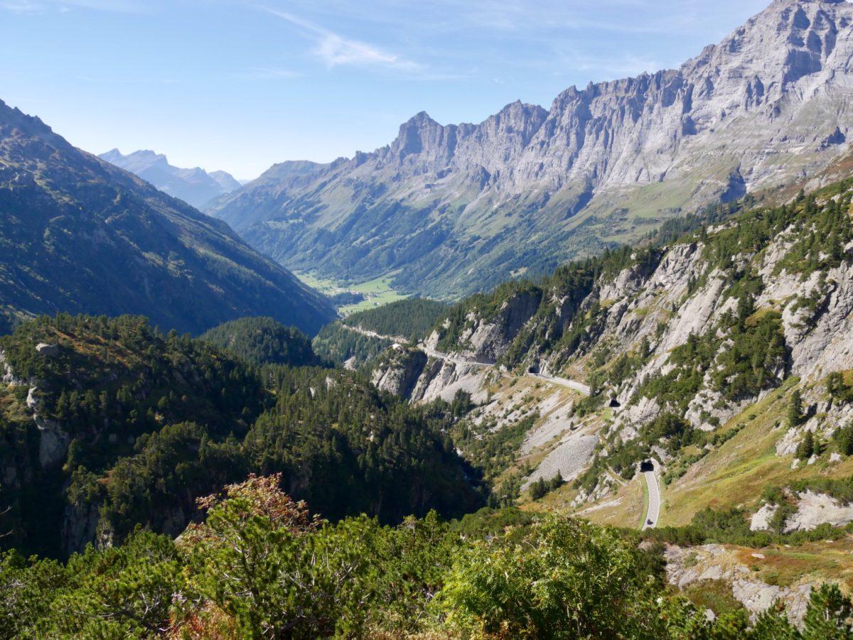 Innerschweiz Gravel Tour: Grindelwald – Wassen par le Susten