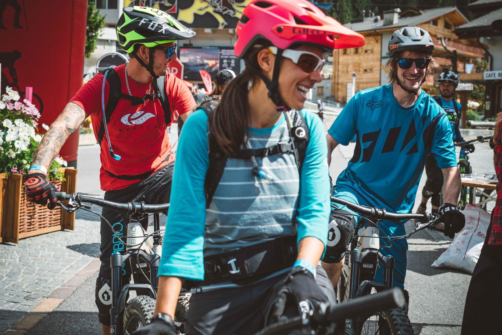 Bénévole au 1er Verbier E-Bike Festival?