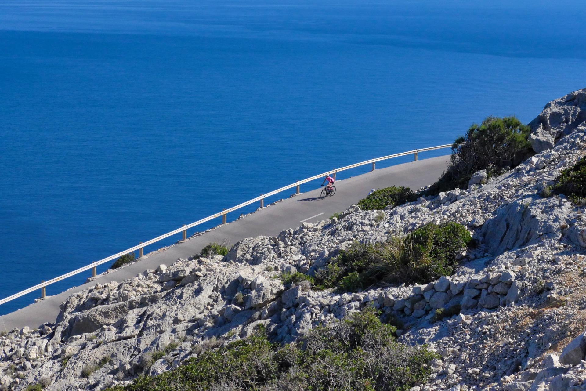 Destination vélo: ce que Majorque peut et doit nous apprendre