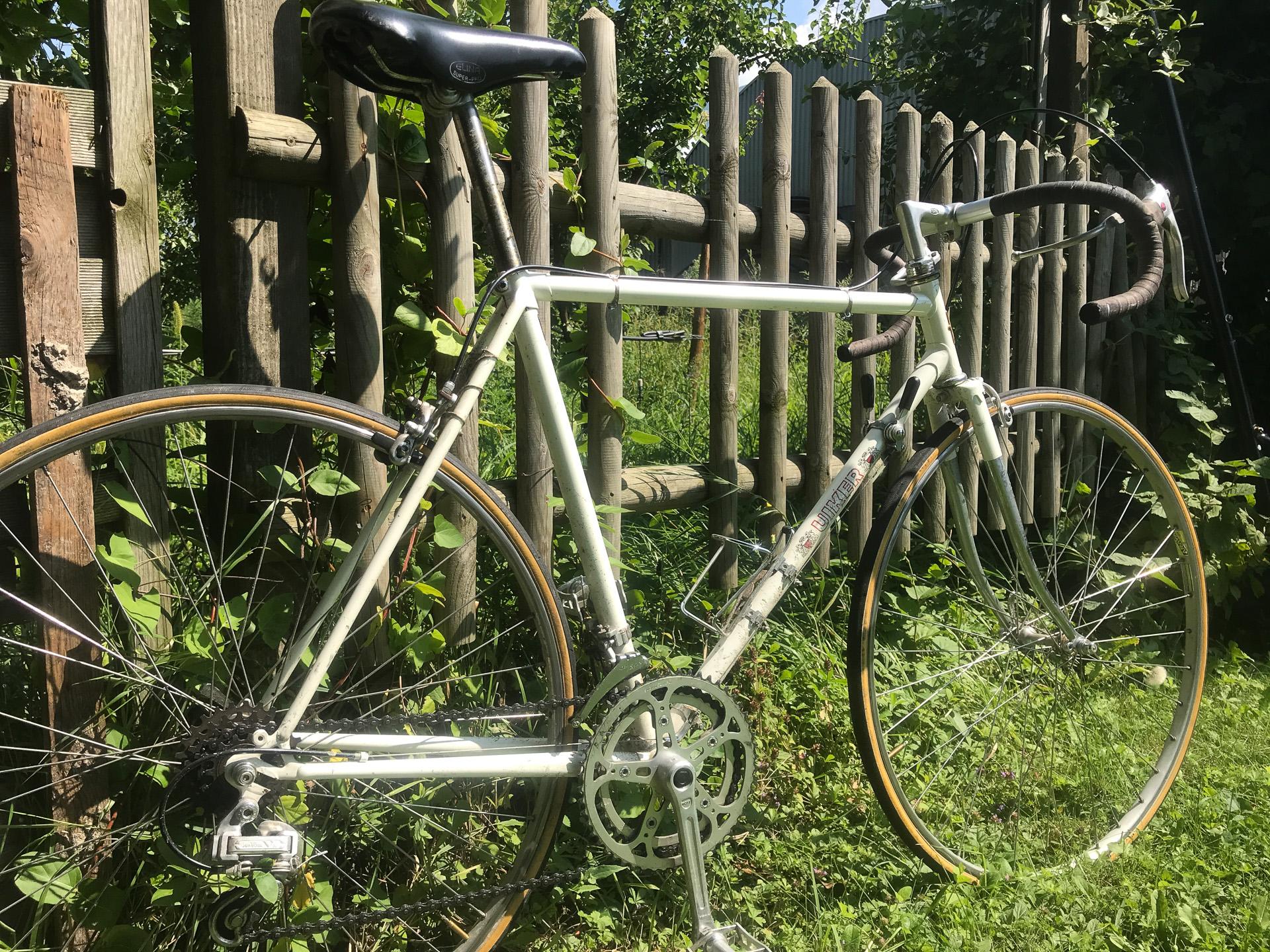 Projet «Eroica» et «nouveau» vélo