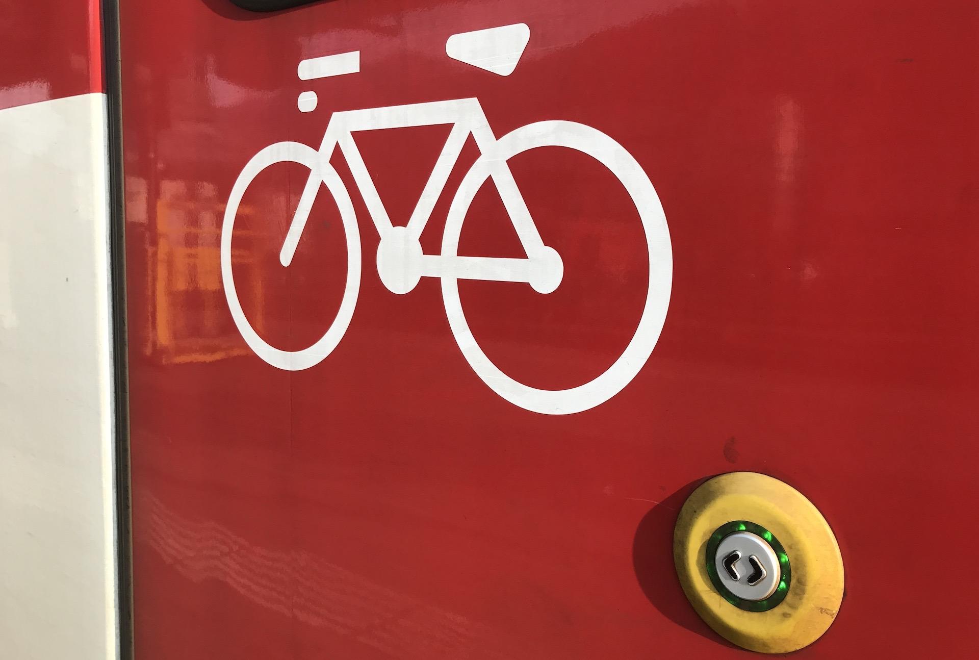 Vélos dans le train: le bon sens, vous connaissez aux CFF?
