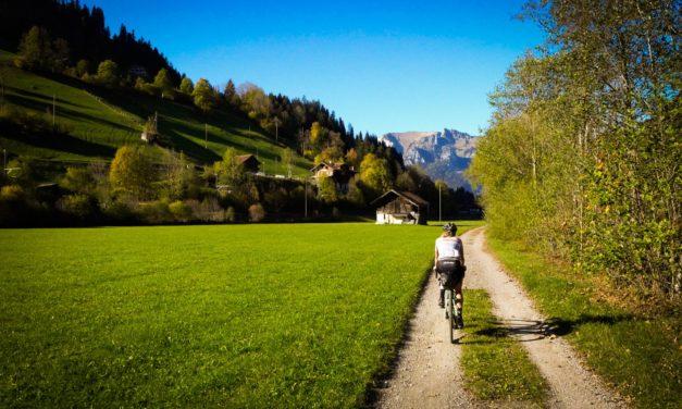 La Suisse en «gravel»: Fully – Interlaken