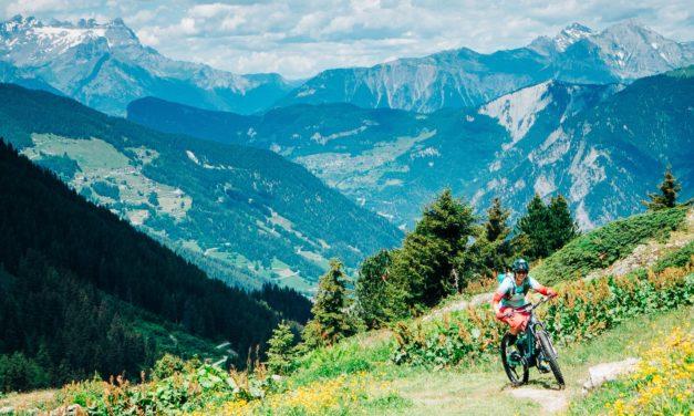 Avec les «Verbier e-bike week-ends», le val de Bagnes s'ouvre aux gourmands
