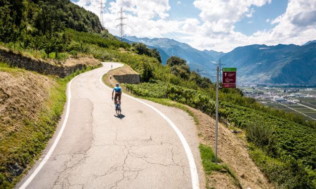 Le Valais propose 15 nouvelles montées cyclosportives balisées