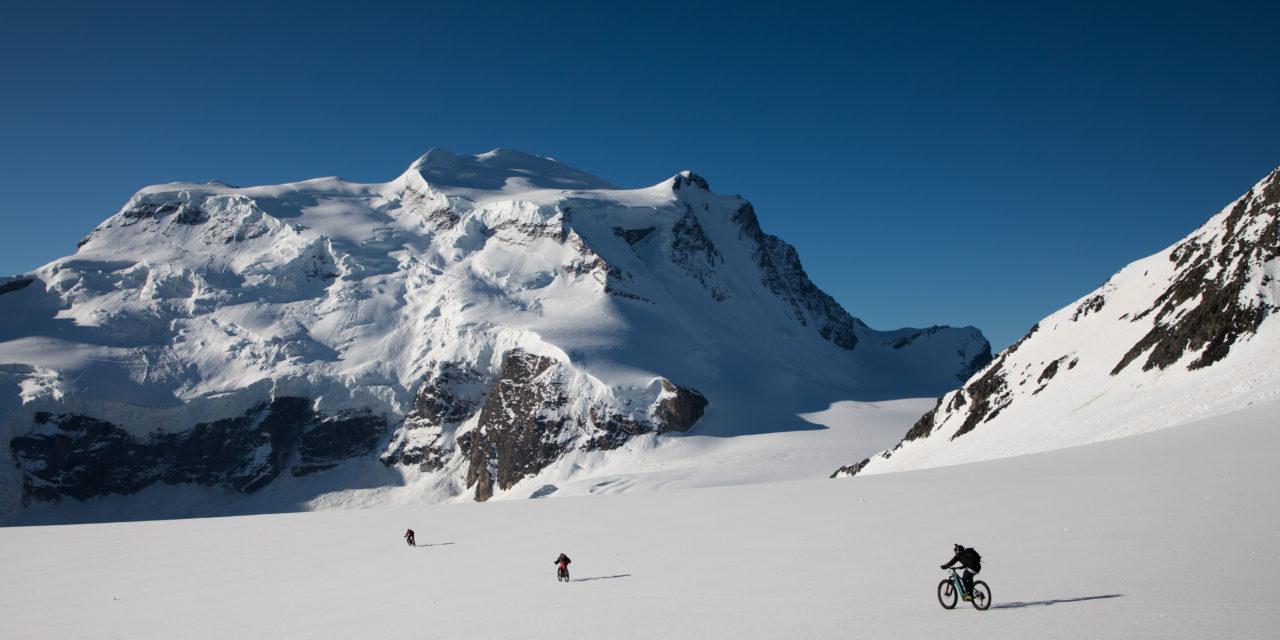 Tout là haut, Ludo et son vélo