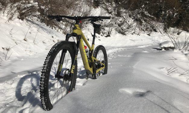 Le «Snow bike», une piste à suivre?