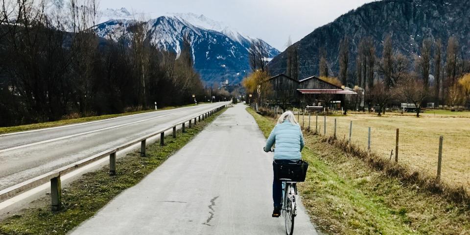 Entre Fully et Martigny, les projets de mobilité cyclable se hâtent lentement