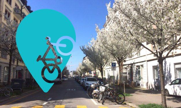 La ville de Zurich utilise Bikeable et ce serait une bonne idée en Valais aussi