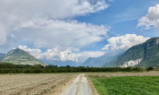 Nova Eroica et Via Alpina: ce n'est pas de la tarte…