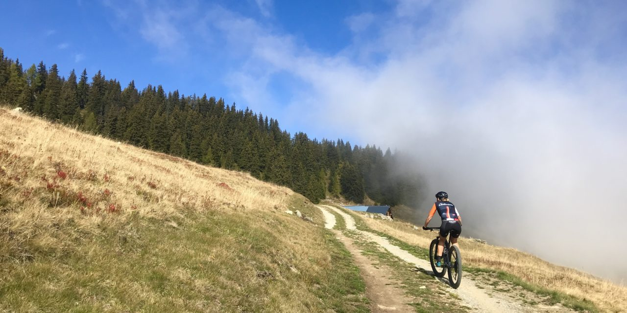 Bike au ♥️ de l'Arpille